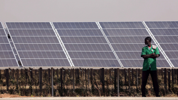 An ambitious national solar power strategy to fix Togo's electricity problem might just work